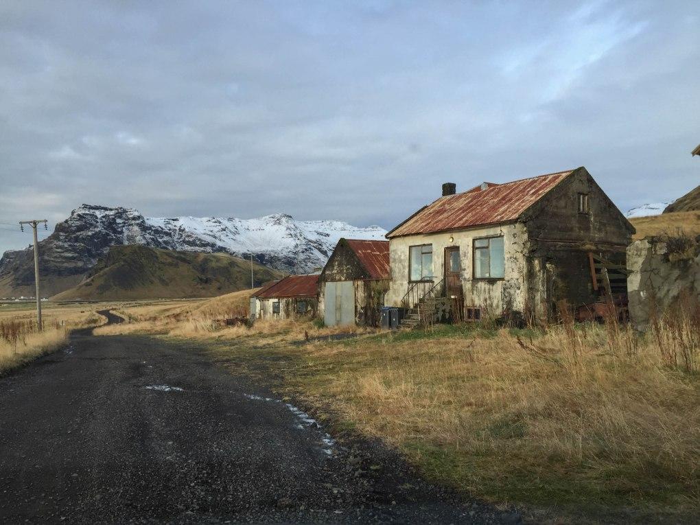 Nahe des Eyjafjallajökull