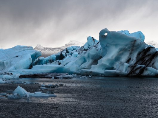 Gletschersee Jökulsárlón