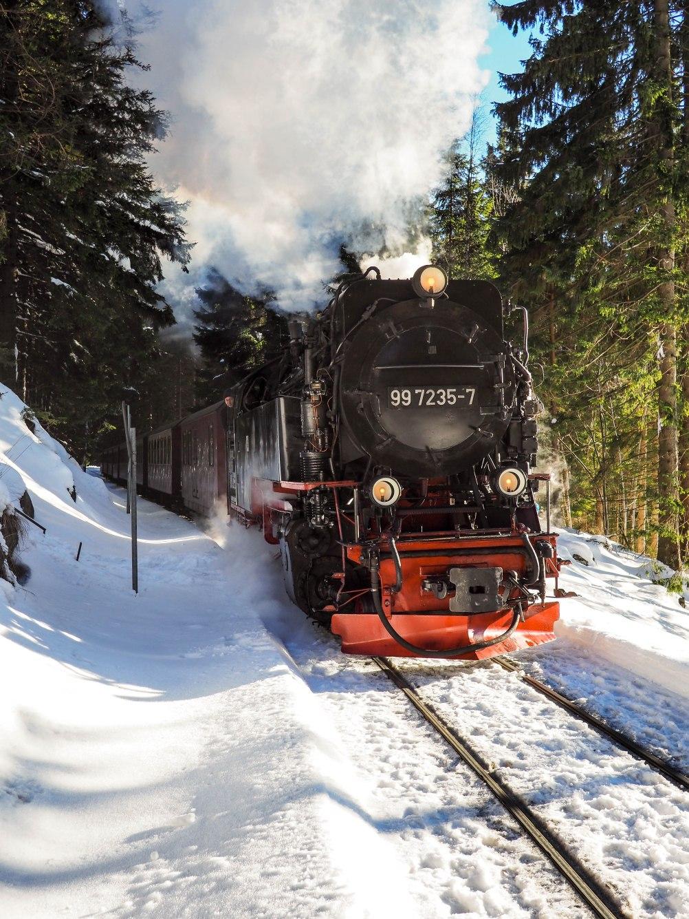 Harzer Schmalspurbahnen, National Park Harz