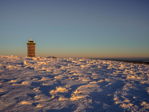Brocken, National Park Harz